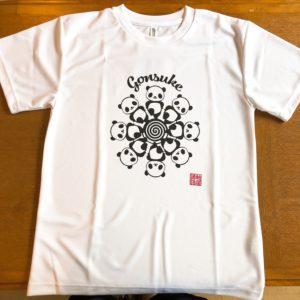 Tシャツ 表プリント (2)